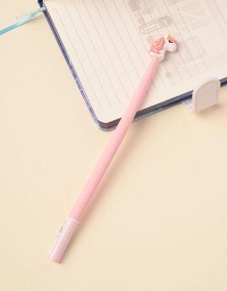 Ручка що гнеться з єдинорогом | 239091-14-XX - A-SHOP
