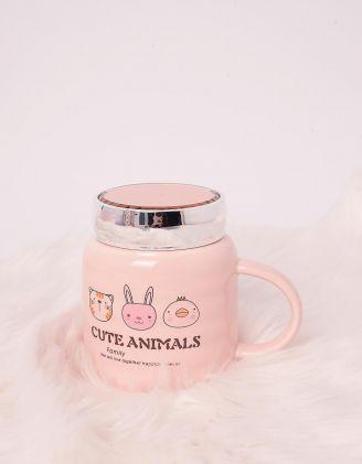 Чашка на 300мл з принтом тваринок | 243651-14-XX - A-SHOP