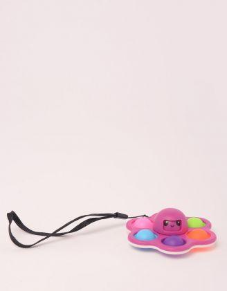 Іграшка антистрес pop it спінер у вигляді восьминога | 250048-21-XX - A-SHOP