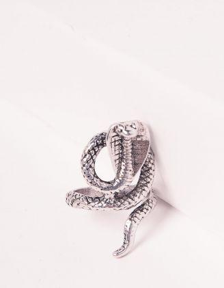Кільце у вигляді кобри | 245018-05-XX - A-SHOP