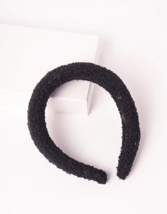 Обідок для волосся хутряний | 246771-02-XX - A-SHOP