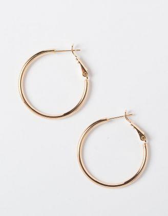 Сережки кільця | 228462-04-XX - A-SHOP