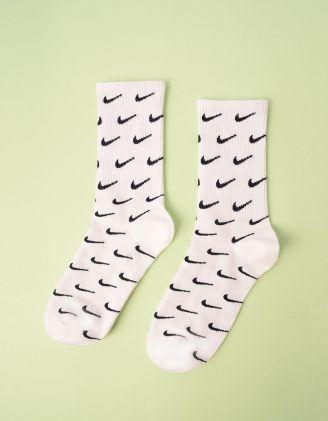 Шкарпетки з принтом галочки | 246268-01-XX - A-SHOP