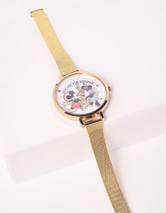 Годинник з принтом Міккі Мауса | 245595-04-XX - A-SHOP