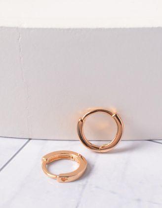 Сережки кільця маленькі | 229020-04-XX