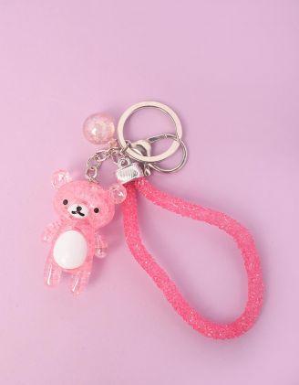 Брелок на сумку у вигляді ведмедика | 249765-14-XX - A-SHOP
