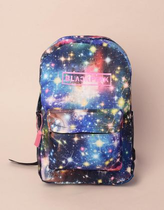 Рюкзак для міста з космічним принтом BP  BTS | 239032-21-XX