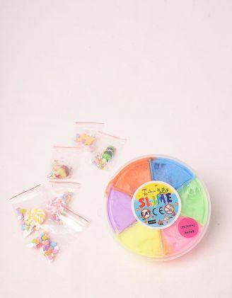 Слайм у наборі із шести кольорів | 248935-21-XX - A-SHOP