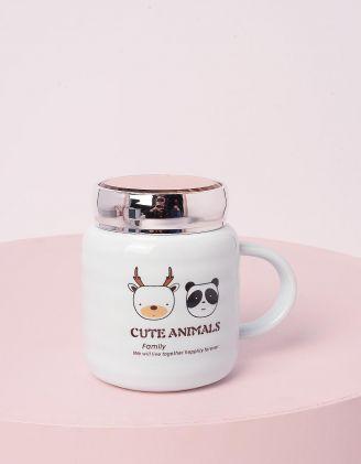 Чашка на 300мл з принтом тваринок | 243651-18-XX - A-SHOP