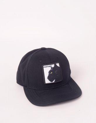 Кепка з принтом пантери | 247118-02-XX - A-SHOP