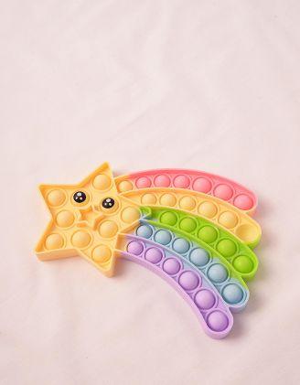 Іграшка антистрес pop it у вигляді зірки | 248972-21-XX - A-SHOP