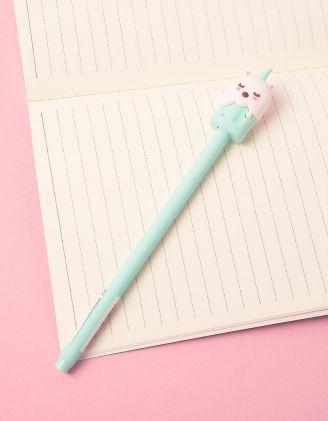 Ручка з ковпачком у вигляді тваринки | 248043-37-XX - A-SHOP