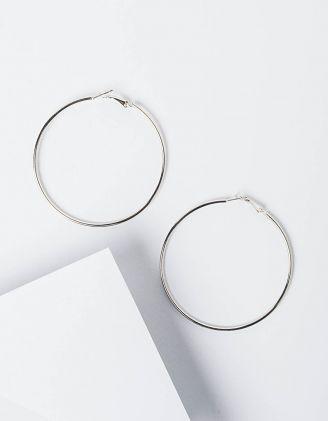 Сережки кільця великі | 227821-05-XX - A-SHOP