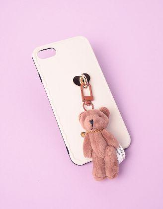 Чохол на iphonе з ведмедиком | 245790-01-54 - A-SHOP
