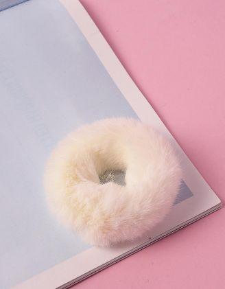 Резинка для волосся хутряна | 239244-40-XX - A-SHOP