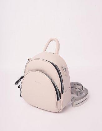 Рюкзак трансформер маленький з кишенею | 238959-29-XX - A-SHOP
