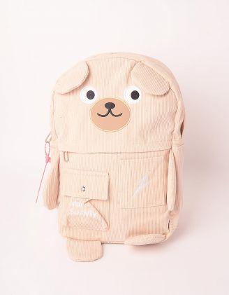 Рюкзак молодіжний із зображенням ведмедика | 248987-40-XX - A-SHOP
