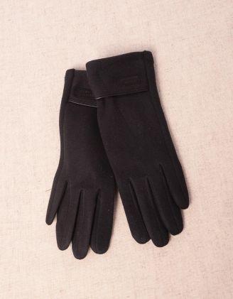 Рукавички з відворотом та пальцями для сенсорних екранів | 244845-02-XX - A-SHOP