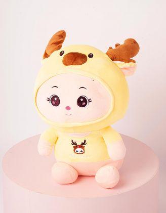 Іграшка м'яка із зображенням оленя | 248427-19-XX - A-SHOP