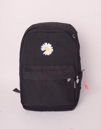 Рюкзак для міста з ромашкою | 248252-02-XX - A-SHOP