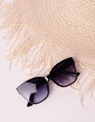 Окуляри лисенята сонцезахисні з градієнтом на лінзах | 241203-02-XX - A-SHOP