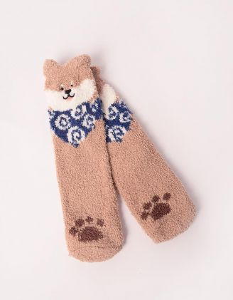 Шкарпетки із зображенням песика | 247449-22-XX - A-SHOP