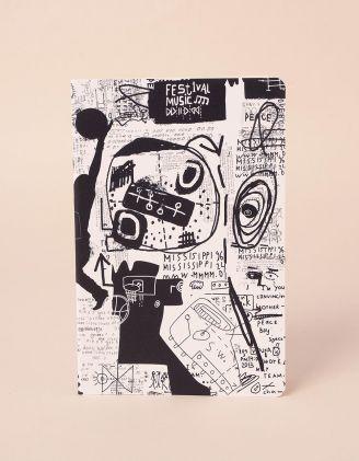 Зошит у лінію з молодіжним  малюнком   241063-02-XX - A-SHOP