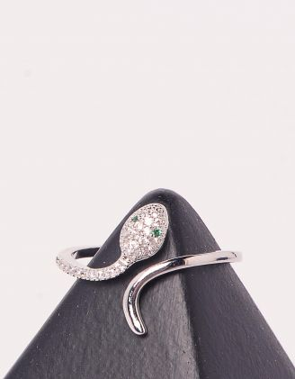 Кільце у вигляді змії | 248203-06-XX - A-SHOP