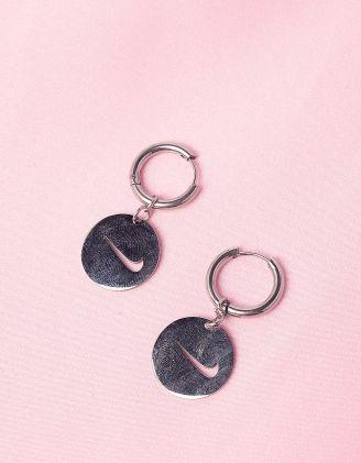 Сережки з перфорованими підвісками | 247556-05-XX - A-SHOP