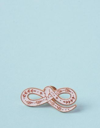 Брошка у вигляді змії | 245725-08-XX - A-SHOP