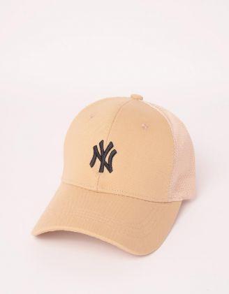 Бейсболка тракер з вишивкою NY | 248713-22-XX - A-SHOP