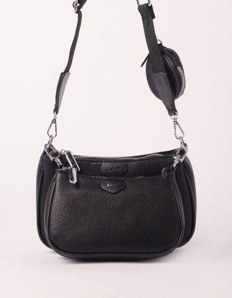 Сумка через плече у комплекті з клатчем та гаманцем | 246259-02-XX - A-SHOP