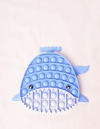 Іграшка антистрес pop it у вигляді  кита | 248974-18-XX - A-SHOP