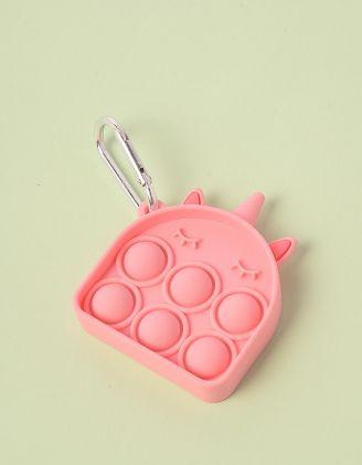 Іграшка антистрес брелок  pop it у вигляді єдинорога | 248663-14-XX - A-SHOP