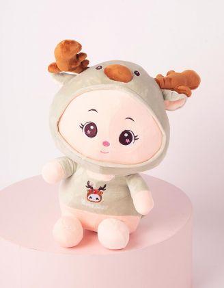 Іграшка м'яка із зображенням оленя | 248427-37-XX - A-SHOP