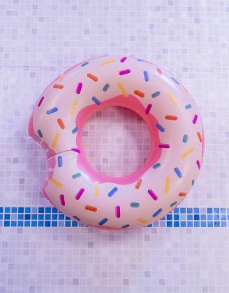 Матрац надувний для пляжу у вигляді пончика | 224787-14-XX