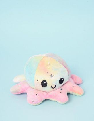 Іграшка настрій перевертень у вигляді восьминога з зірочками | 249228-19-XX - A-SHOP