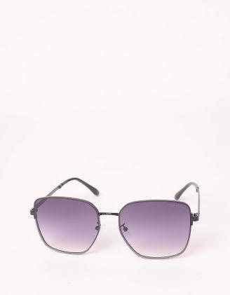 Окуляри сонцезахисні з тонкими дужками | 248373-02-XX - A-SHOP