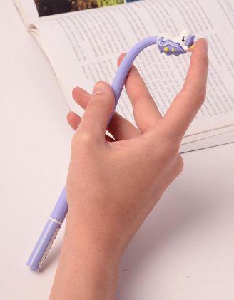 Ручка що гнеться з єдинорогом | 239091-03-XX - A-SHOP