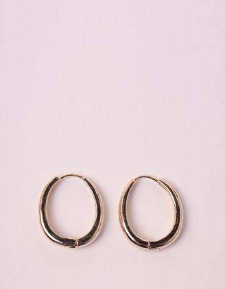 Сережки кільця | 245326-04-XX - A-SHOP