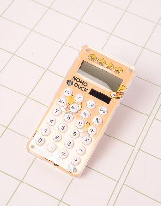Калькулятор з принтом качура та іграшкою лабіринтом | 242428-22-XX - A-SHOP