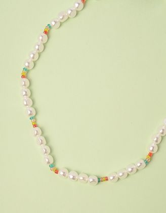 Чокер на шию із перлин | 247010-01-XX - A-SHOP