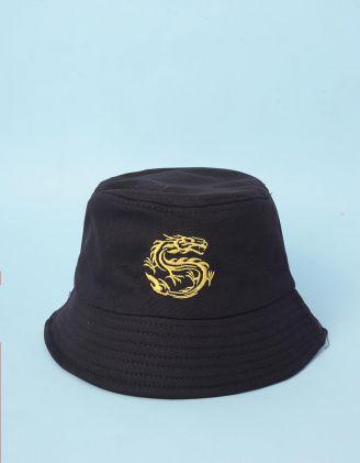 Панама з вишивкою дракона | 248958-02-XX - A-SHOP