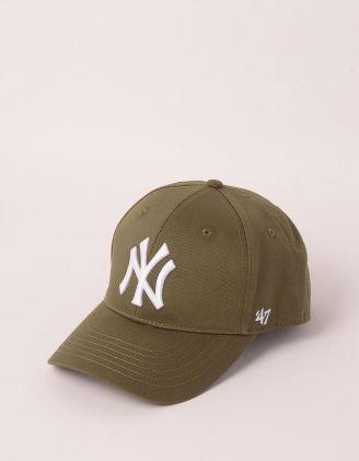 Бейсболка з вишивкою NY | 247093-38-XX - A-SHOP