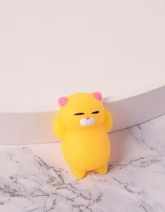 Сквіш лизун антистрес у вигляді кота | 229268-19-XX