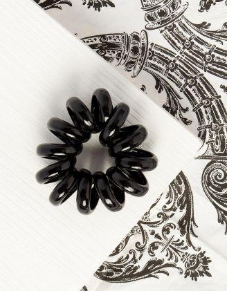 Резинка для волосся спіральна маленька | 228458-02-XX - A-SHOP