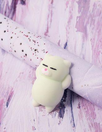Сквіш лизун антистрес у вигляді кота | 229268-37-XX
