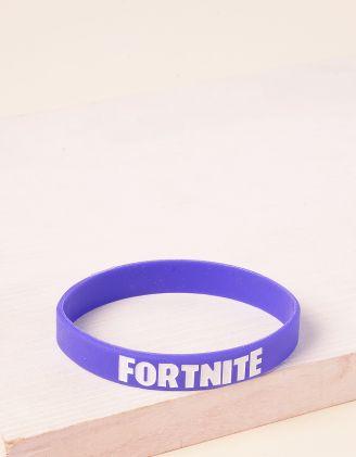 Бралет на руку з написом fortnite | 237085-03-XX - A-SHOP