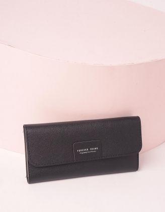 Гаманець жіночий подвійний згин | 250412-02-XX - A-SHOP