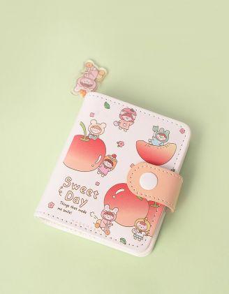Блокнот маленький з принтом дітей та солодощів | 247229-01-XX - A-SHOP